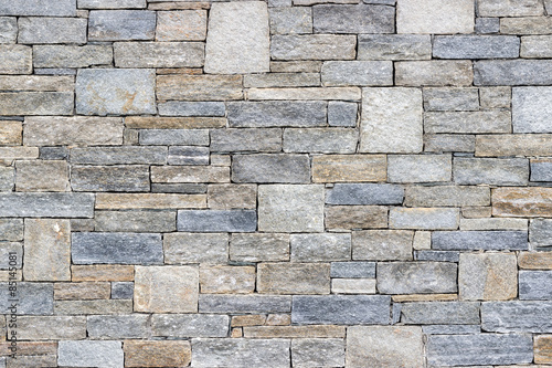 Fototapeta Background of stone wall texture photo