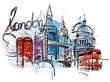 London City Sketch