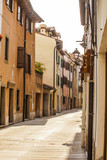 Muggia,details of the streets