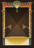 Egyptian Background and Design Elements - 85161038