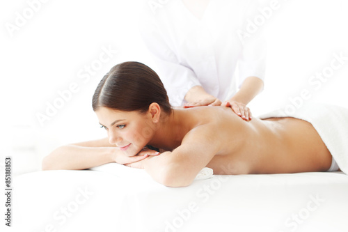 Poster, Tablou spa session