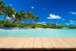 Fototapeta - tropikalne morze