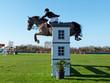 Obrazy na płótnie, fototapety, zdjęcia, fotoobrazy drukowane : Salto de cavalo