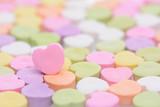 Pink Cndy Heart