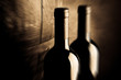 red wine - blurred style photo