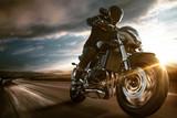 Szybki motocykl