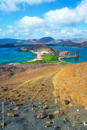 Pinnacle Rock Landscape