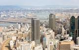 Fotoroleta Osaka Cityscape
