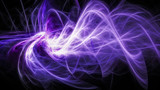 Fototapety Abstract moving glowing energy