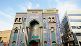 Fototapeta  Iranian Mosque in Bur Dubai