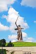 ������, ������: The Motherland Calls statue in Mamayev Kurgan
