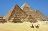 The pyramids in Egypt - 85521405