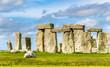 roleta: Stonehenge, a prehistoric monument in Wiltshire, England