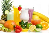 Fototapeta Smoothie, Fruit, Juice.