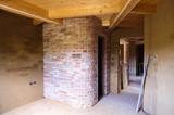 Unfinished, ecological house