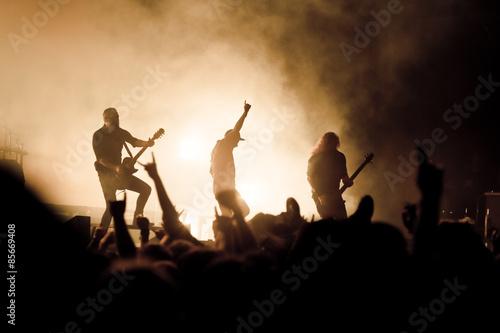 Concert_rock musique live show Poster