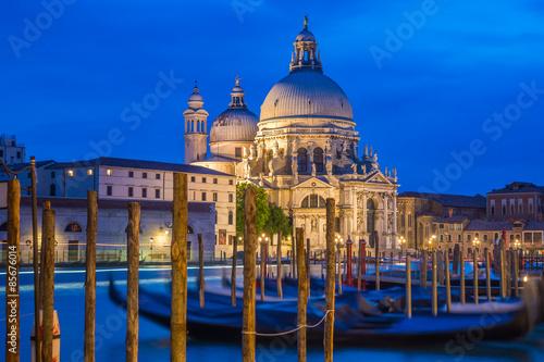 Fototapety, obrazy : Venice at night