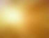 Fototapety abstract bright shiny gold blurred background colors in soft blended design