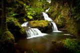 Fototapety Beautiful Hawaiian Waterfall