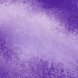 Fototapety abstract purple background pale stripe of light messy purple grunge paint with dark purple color borders in corners