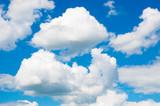 Fototapeta Wolkenhimmel