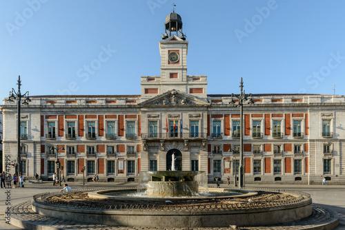 Zdjęcia na płótnie, fototapety, obrazy : Madrid, Puerta del Sol