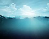 Fototapety underwater