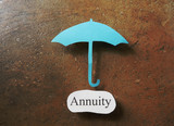 Annuity Investment poster