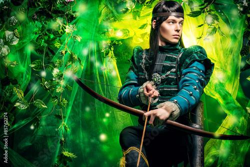Poster legendary elf
