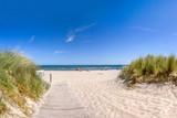 Fototapeta Weg zum Strand