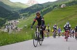 Cycling in the italian  Alpi