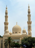 Fototapeta Jumeirah Mosque in Dubai