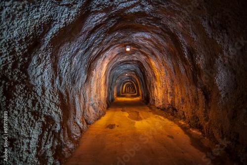 fototapeta na ścianę Tunel