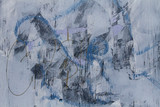 Fototapety Blue texture