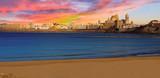 Sunset Panorama of Cadiz, Spain - 86094038