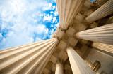 Columns at the U.S. Supreme Court - Fine Art prints