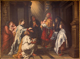 Granada - The Presentation of Christ in the Temple painting - 86097489