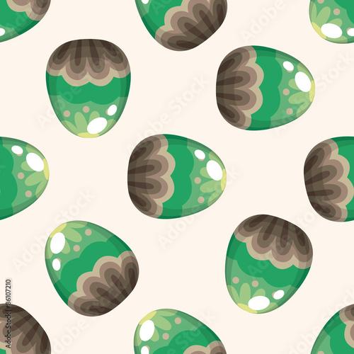 Materiał do szycia easter egg ,seamless pattern