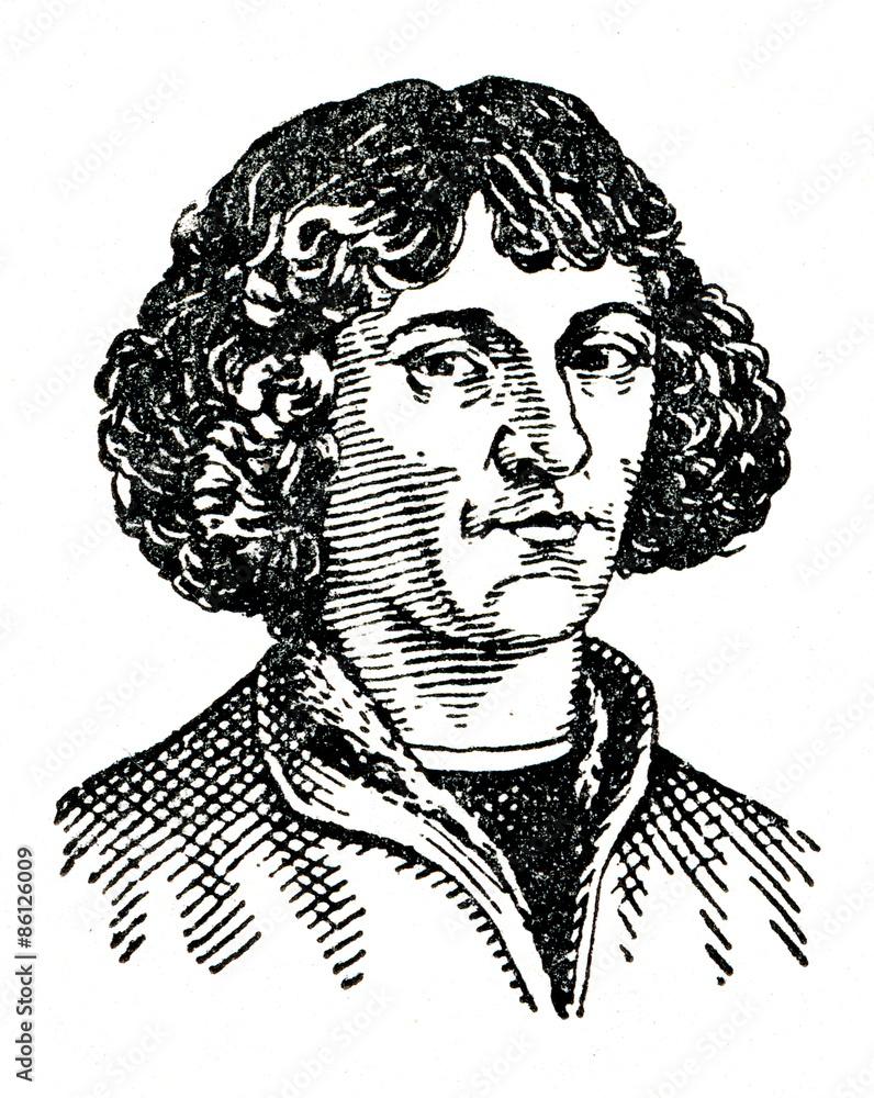 Obraz Dibond Mikołaj Kopernik Polski Matematyk I Astronom Renesansu