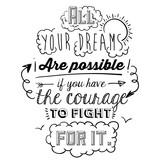 encourage quotes design,