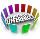 Whats the Difference Many Options Comparing Alternative Ideas Do
