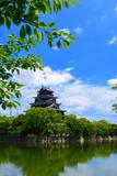 Fototapeta 日本,広島城