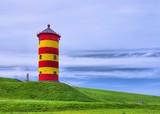 Pilsum Leuchtturm - Pilsum Lighthouse 01