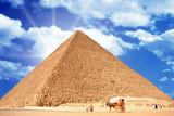 Fototapeta piramide giza