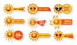 Fototapety Summer Sale Tags