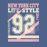New York City t-shirt - 86302081