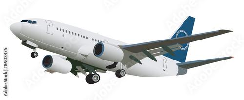 Fototapeta Airplane