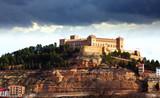 Fototapeta Castle of Alcaniz.  Aragon