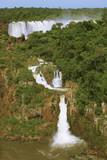 Fototapeta The cascades of water