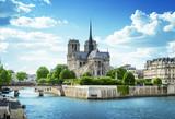 Fototapety Notre Dame de Paris, France